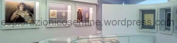 Mostra delle opere di Boccioni a Palazzo Arnone,